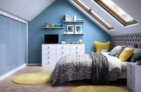 WIN A TAILOR-MADE FITTED HAMMONDS BEDROOM