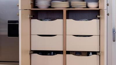 hammonds pantry larder for kitchen storage