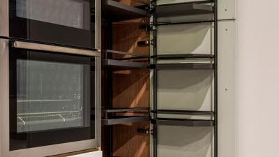 hammonds tandem larder for kitchen storage